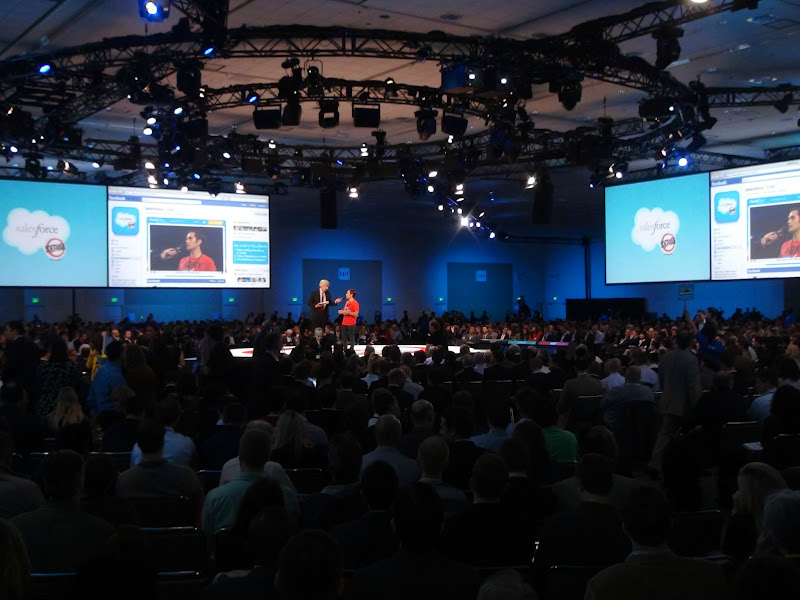 Photo: Cloudforce Social Enterprise Tour 2012 | San Francisco
