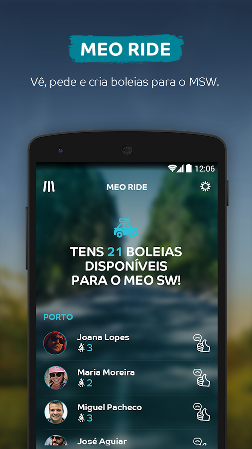 MEO SW- screenshot