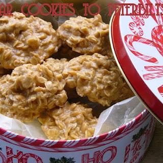 No-Bake Biscoff Cookies.