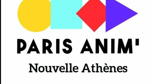 Logo Nouvelle Athènes