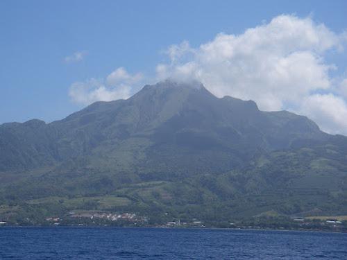 Photo Montagne Pelée