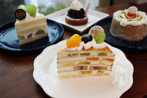 松薇食品有限公司PINE&ROSE,東門下午茶東門甜點,日式洋菓子,貴婦下午茶,麗水街甜點,名媛聚會,IG打卡熱點