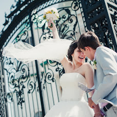 Wedding photographer Elvira Tuchina (Sparrow). Photo of 18.05.2014
