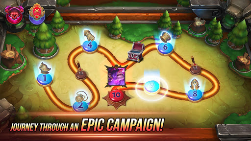 Dungeon Hunter Champions: Epic Online Action RPG 1.8.17 screenshots 5