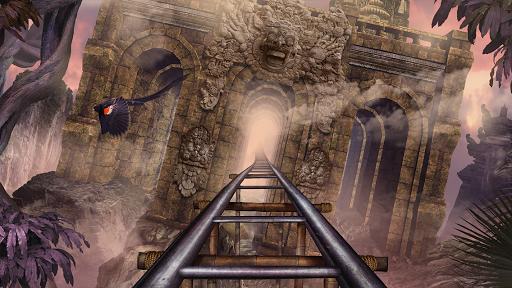 VR Roller Coaster Temple Rider  screenshots 18