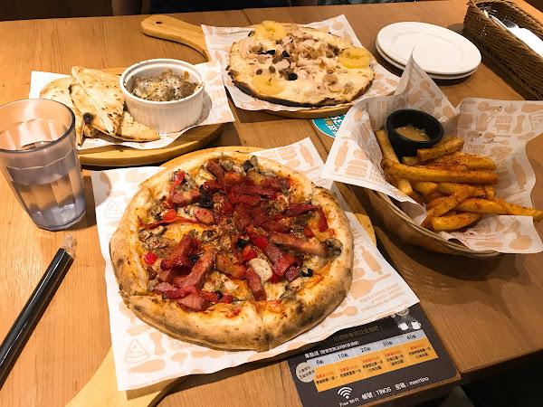 披薩中規中矩