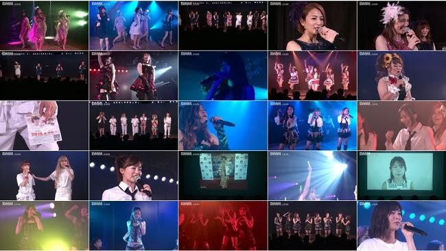 [TV-Variety] SDN48結成10年記念「誘惑のガーター」特別公演 DMM HD (2019.08.01)