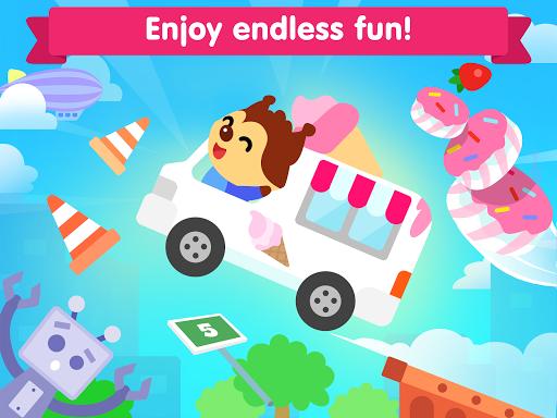 Car game for toddlers - kids racing cars games screenshot 14