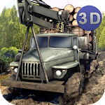 Logging Truck Simulator 3D Icon