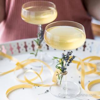 Sparkling Tropical Tea Cocktail Recipe