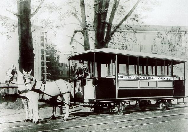 Risultati immagini per omnibus a Milano