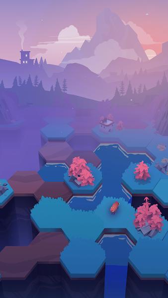 Valleys Between Screenshot Image