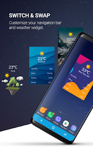 Stylish – Customize Your Navbar & Weather Widget 1
