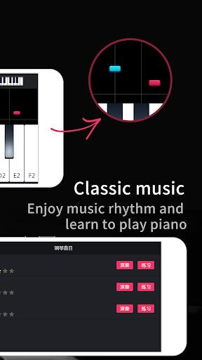 Real Piano Keyboard - Simply Magic Piano Tiles  screenshots 4