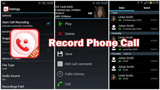 Record Phone Call
