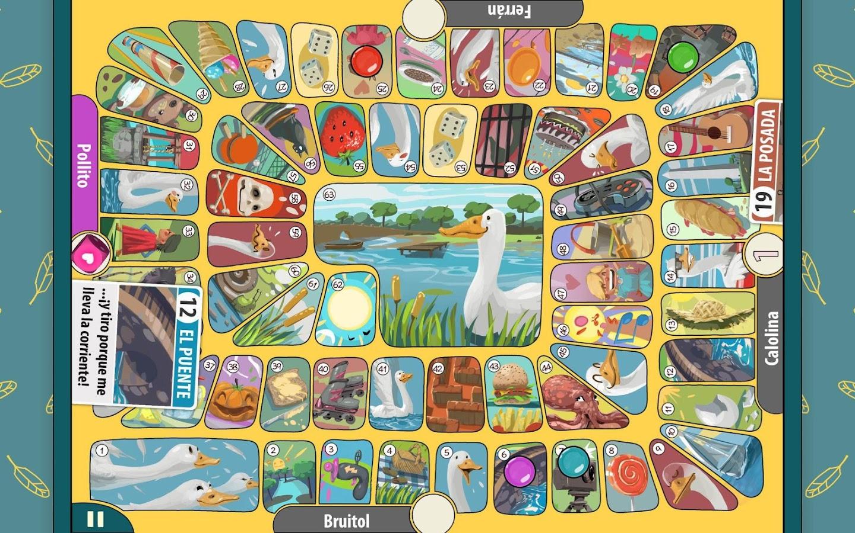 El juego de la oca hd aplicaciones de android en google play - La oca juego de mesa ...