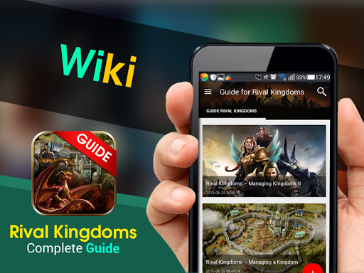 Guide for Rival Kingdoms