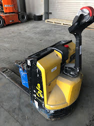 Picture of a YALE MP16