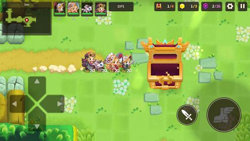 Guardian Tales apktram screenshots 7
