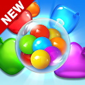 Water Balloon Pop: Match 3 Puzzle Game icon