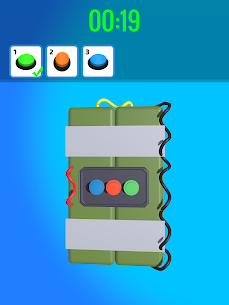 Bomb Defuse 3D – Puzzles from Bomberman 9