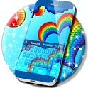 Keyboard Rainbow icon
