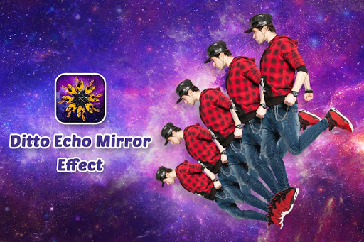 Ditto Echo Mirror Magic: Best Mirror Magic Editor 1.0 screenshots 2