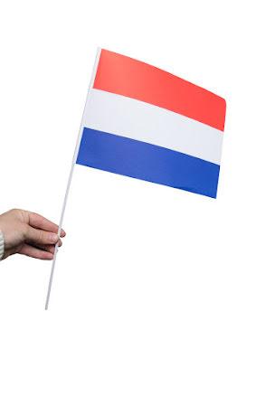 Pappersflagga, Nederländerna