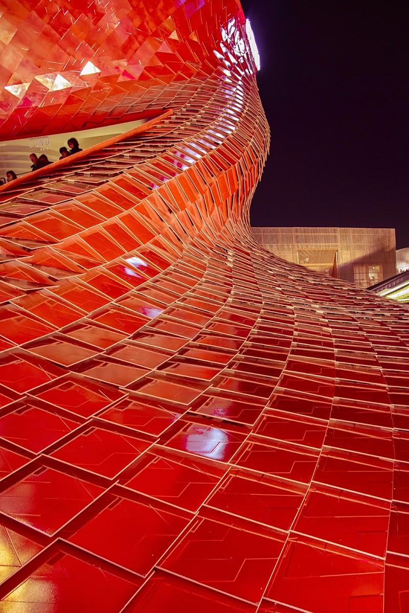 Red Squares di Domenico Cippitelli