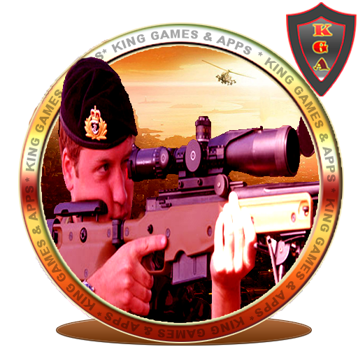 Commando IGI Sniper Clash War 動作 App LOGO-硬是要APP