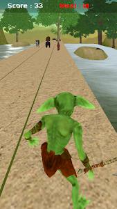 Goblin Jungle Run 3D screenshot 3