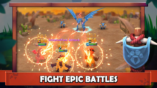 Rise of Dragons 1.0.0 app download 5