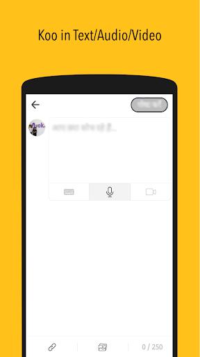 Koo screenshot 4