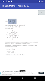 Download IIT JEE MAIN ADVANCED MATHS CHAPTER WISE PAPERS For PC Windows and Mac apk screenshot 23