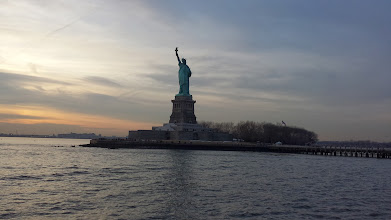 Photo: Statue of Liberty (from the Zephyr)