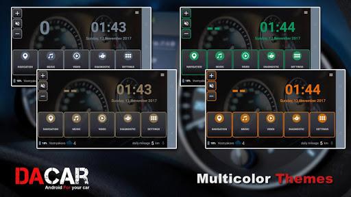 Dacar diagnostic (OBD2 ELM327)  screenshots 4