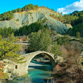 colors by Argirios Kostaras - Buildings & Architecture Bridges & Suspended Structures (  )