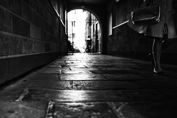 Into darkness di wallyci