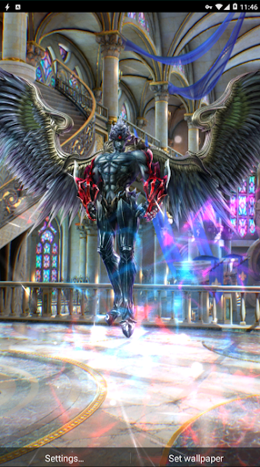 Download Devil Jin Live Wallpaper 3d Google Play Softwares