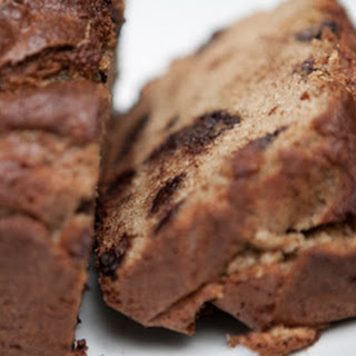 PCOS Friendly Chocolate Chip Banana Bread