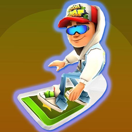 Train Surf Run Dash (game)