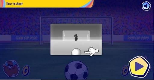 Penalty power 2020 capturas de pantalla 5