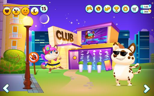 Duddu - My Virtual Pet  captures d'u00e9cran 10