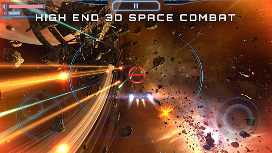 Subdivision Infinity: 3D Space Shooter 1.0.7162 Mod + APK + Data UPDATED 1