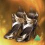 目覚めたジークスの正義のブーツ