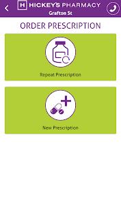 Hickey's Pharmacy App 3