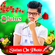 Status On Photo APK