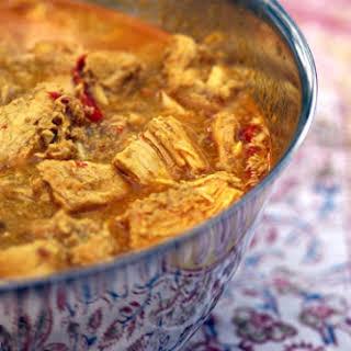 Anuja's Primal Sri Lankan Chicken Coconut Curry.