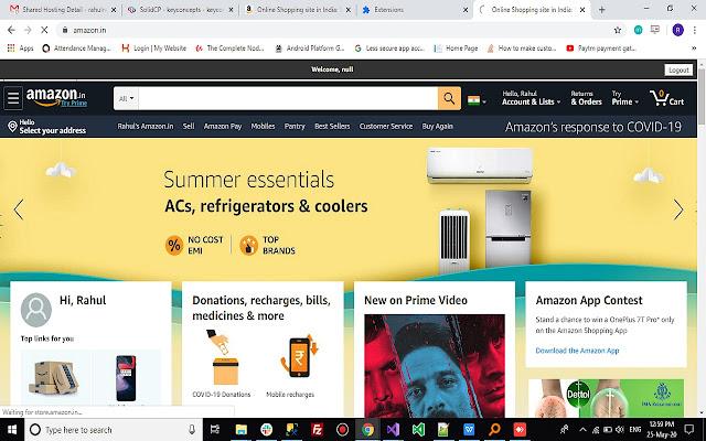 Amazon Easy (easysell.in)