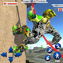 US Army Robot Training Games-army Robo trainer icon
